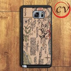 Lonely Mountain Dragons Samsung Galaxy Note 5 Case