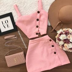 50 beautiful ideas for summer outfits - fashion and travel loggers Girls Fashion Clothes, Summer Fashion Outfits, Girly Outfits, Cute Casual Outfits, Cute Fashion, Pretty Outfits, Stylish Outfits, Kids Outfits, Fashion Fashion