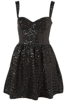 If I had any interest in going to prom, it would all be so I could have this dress. $160.