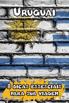 Quer dicas de viagem para o Uruguai? Conheça os destinos e informações práticas sobre moeda, fuso horário, segurança e muito mais no blog para planejar!