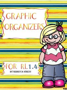 3 Graphic Organizers to help your firsties master common core standard RL 1.4.    Contents:   2 graphic organizers for the senses  1 graphic organizers for feelings  Suggestions included for differentiating instruction of this standard.