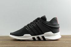 save off 994d0 1dc9c Adidas EQT Support Adv Primeknit Core Black Turbo White Bb1260 new style  Shoe Eqt Support Adv
