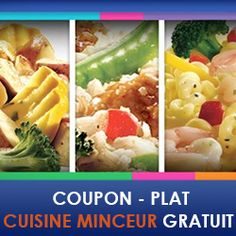 cuisine and coupon on pinterest - Plat Cuisine Minceur