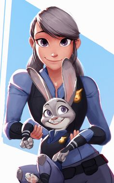 Judy Hope from Zootopia