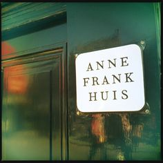 Amsterdam - Anne Frank Huis