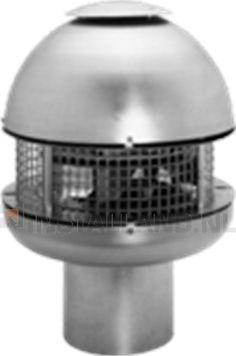 Itho Daalderop OHV 15S openhaardventilator 209 m3/h [713-3011] afbeelding 1