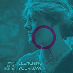 BRUXISM—constant jaw clenching—has many causes and serious health consequences. Talk with us about a night guard, your teeth will thank you for it!