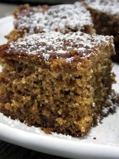 Healthy Cake, Healthy Sweets, Gluten Free Recipes, Vegetarian Recipes, Healthy Recipes, Dessert Recipes, Desserts, Food Porn, Food And Drink