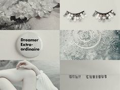 "character aesthetics ♡ luna lovegood      ""You're just as sane as I am."""