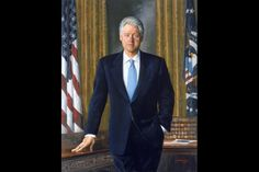 Image detail for -President Bill Clinton, the 42nd President of the United States {1993 ...  2001}
