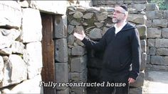 2000 Year Old Rabbi's House -  Join Shmuel & Chana on a 2 minute walk-thru of Rabbi Abun's 2000 year old house in Katzrin....