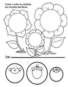 . Atividades e desenhos para colorir - Primavera ...