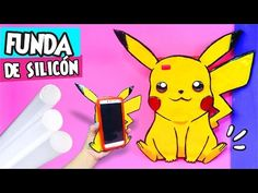 YouTube Totoro, Pikachu, Types Of Purses, Ipad, Tablets, Easy Diy Crafts, Purses And Bags, Phone Cases, Anime