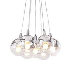 Shining Clear Ceiling Light | dotandbo.com