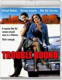 TROUBLE BOUND BLU-RAY (SCORPION RELEASING)