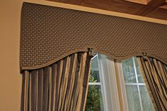 Finishing Touches  window treatments