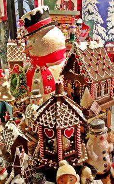 The Grove Park Inn Christmas decorations, Asheville, NC