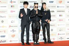 Big Bang - GDragon, Seungri, and Taeyang