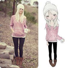VANS GIRL SPOTLIGHT (by Kelli Murray Larson) http://lookbook.nu/look/1480733-VANS-GIRL-SPOTLIGHT