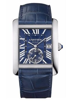 Cartier-Tank-MC-Automatic-Blue-Dial-Mens-Watch-WSTA0010-www.majordor.com-min