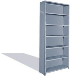 Metal Shelves Racks For Storage Unit Systems Solutions