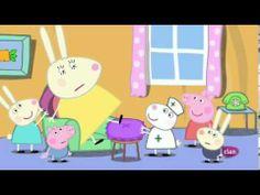 Peppa Pig - El dia de descando de la señora Rabbit (Español)