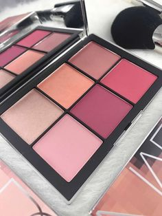 NARS Wanted Cheek Palette