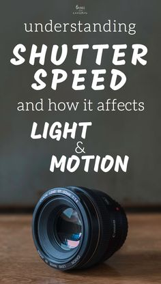 Understanding how shutter speed affects light and motion in photography. - Understanding how shutter speed affects light and motion in photography. Understanding how shutter speed affects light and motion in photography. Photography Terms, Shutter Speed Photography, Landscape Photography Tips, Photography Tips For Beginners, Real Estate Photography, Photoshop Photography, Photography Equipment, Photography Backdrops, Light Photography