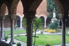 San Francesco de la Vigna, cloister, Venezia