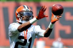 The Cleveland Browns traded Justin Gilbert to the division-rival Pittsburgh Steelers. (Getty Images)