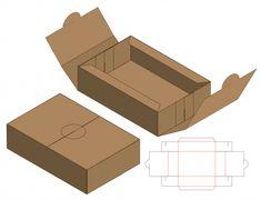 boxes box die cut box mock up box mockup Vectors, Photos and PSD files Packaging Carton, Food Box Packaging, Cardboard Packaging, Tea Packaging, Food Packaging Design, Packaging Dielines, Custom Packaging, Diy Gift Box, Diy Box
