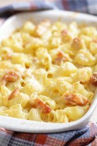 The Chew: Michael Symon's Ham and Cauliflower Mac and Cheese Recipe
