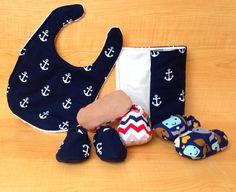 Nautical baby shower gift unisex baby gift by EnjoyLoveImaginebou