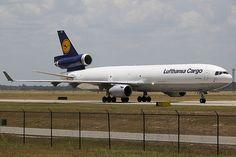 Lufthansa Cargo MD-11F