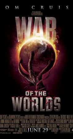 War of the Worlds. Tom Cruise