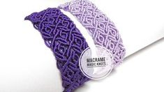Macrame Bracelet Tutorial | NEW Macrame PATTERN by Macrame Magic Knots #MacrameBracelet #Tutorial #Diy #Craft #MacrameBraceletTutorial #MacrameMagicKnots