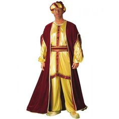 Déguisement Roi Mage Balthazar #déguisementsnoël #costumespournoël