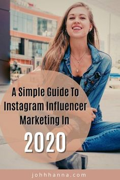 If your Instagram handle is not your primary source of income YET, I can help you change that. Not every influencer makes good money and the ones who do know the art of selling. They keep up with the latest trends and leverage them to grow their conversions. Want to know how you can do that too? I have compiled 6 important tips for every influencer in 2020. Go check them out now! #influencer #instagram #marketing #influencermarketing #sales #business #growth #success #socialmedia #brands Marketing Words, Social Media Marketing Business, Marketing Budget, Social Media Tips, Online Business, Business Tips, Instagram Handle, Instagram Tips, Earn Extra Money Online