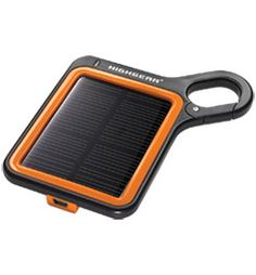 Highgear Solar Pod Solar Charger    - $24.97 // don't get caught without power