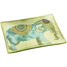 Elephant Foil Platter...I'm still waiting for you to go on clearance!