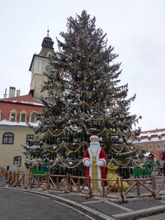 Christmas in Brasov Romania