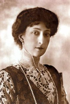Queen Maud of Norway, previously Princess Maud (Maud Charlotte Mary Victoria) (1869-1938) of Wales, UK. 5th child of Edward VII (1841-1910) & Alexander of Denmark (1844–1925).