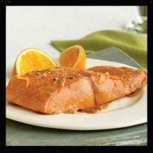 Orange-Teriyaki Salmon recipe | Safeway