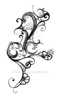 Yet another tattoo I designed