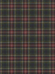 This classic tartan wallpaper from Ralph Lauren will give your home a cozy rugged feel. | AmericanBlinds.com #madforplaid