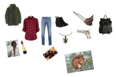 """Dean Winchester of supernatural"" by meglesswimmer on Polyvore"