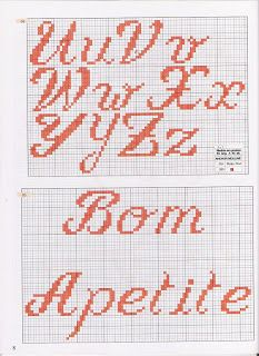 Charted Alphabet Upper & Lower U-Z Cross Stitch Alphabet Patterns, Embroidery Alphabet, Cross Stitch Letters, Embroidery Monogram, Cross Stitch Baby, Embroidery Fonts, Stitch Patterns, Crochet Cross, Alphabet And Numbers