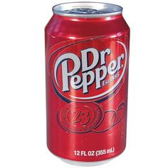 Dr Pepper Diversion Safe