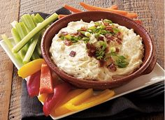 Crock Pot Gruyère-Bacon Dip