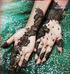 Latest Mehndi Designs Collection 2013